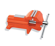 SG Iron Cylindrical Vice - Fixed Base